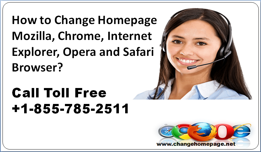 change homepage in google chrome